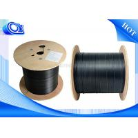 China FTTH Outdoor Fiber Optic Cable Simplex / Duplex For Automobile Intelligence wholesale