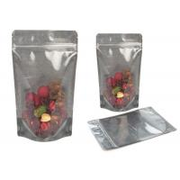 China Transparent Stand Up pouch Packaging Plastic Pouch Packaging Moisture Proof wholesale