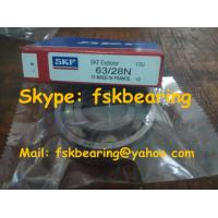 China SKF 63/28N Radial Load Deep Groove Ball Bearings with Snap Ring Groove wholesale