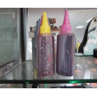 China Heat Transfer Inks 1000ml 2l , Heat Press Ink Sublimation for MUTOH / ROLAND / CANON on sale