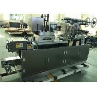 China Small Medical Apparatus Automatic Blister Packing Machine Blister Sealer Machine wholesale