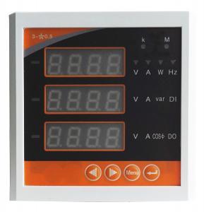 China Network Type Digital Electrical Multifunction Meter LCD Display Power Meter wholesale