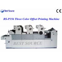 China High Speed Three Color Offset Printing Machine wholesale