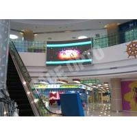 Quality Advertising P6 Indoor Advertising LED Display Full Color RGB With SMD 3528 for sale