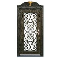 China Nice Art door with Mid-east style  JDL-E-084 on sale