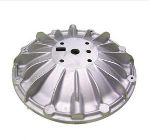 China Aluminum Led Light Heatsink Precision Casting Led Bulb Heat Sink wholesale