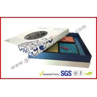 China Card Board Luxury Gift Boxes For Mooncake And Wedding Gift Packaging on sale
