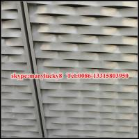 China Building Facade Aluminum Mesh Expanded Metal Mesh wholesale