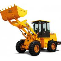 China 0.9 CBM - 1.1 CBM Multifunction Compact Front End Loader Heavy Equipment wholesale