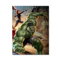 China Large Size Marvel Design 3D PS Board Poster With 3MM Thickness wholesale