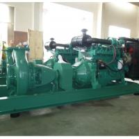 China Stainless Steel Fire fighting Water Pump with Diesel Engine wholesale