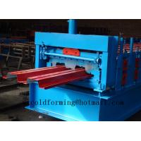 Quality Automated PLC Control High Precision Steel Structure Floor Deck Roll Forming for sale