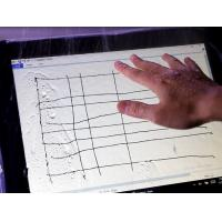 "Quality 12.5"" Waterproof Touch panel with EETI controller for Industrial Touch Monitor for sale"