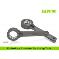 Buy cheap Steel Ring Spanner Wrenches , Shock Spanner Wrench For SK Tool Holders from wholesalers