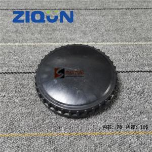 China Black Ventilated MAN Fuel Tanker Parts 81122100000 Filler Cap wholesale