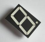 China Common Cathode 10 Pin 1 Bit 7 Segment LED Displays , Super Bright Red LED Display Digital Tube wholesale