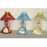 """China Victorian lady doll lamp   15.5""""AD03-85 wholesale"""