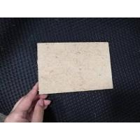China Fast Installation Hard Fiberboard , Low Carbon Plant Fiber Thin Hardboard Sheets wholesale