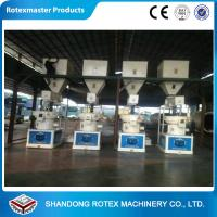 China YGKJ560 Wood Pellet Production Line Green Blue White 1-1.5 Ton Per Hour wholesale