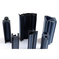 China Rail Vehicle Rubber Parts Seal Co-extruded with sponge and steel spine wholesale