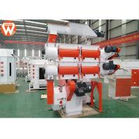 China 22 Kw Pellet Specification 2-10 Mm Food Pellet Machine For Animal Husbandry wholesale