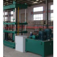 China Metal Ceiling Roll Forming Machine / Hydraulic Cutter Which used in Glazed Tile Making Machine wholesale