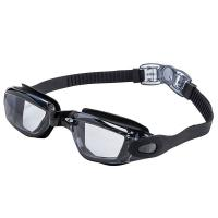 China Professional Myopia Optical Swimming Goggles Anti - Fog Waterproof  For Adult wholesale