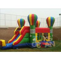 China 18oz PVC Inflatable Bouncer Combo wholesale