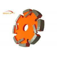 China 80 - 250mm Angle Grinder Diamond Blade , Tuck Point Diamond Cutting Blades wholesale
