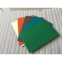 Quality Polyester Paint Aluminum Sandwich Panel 2000 * 5700 * 4mm With 0.30mm Alu Thickness for sale