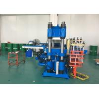 China Hydraulic Plate Curing Press Machine 200 Ton , Silicone Rubber Button Making Machine on sale