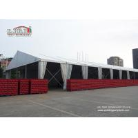 China Large Industrial Storage Tents Aluminum Frame ,Outdoor Storage Tents wholesale