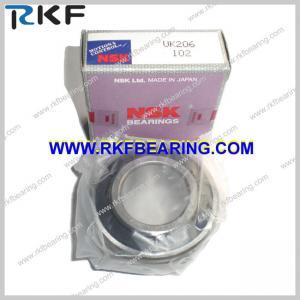 China UK Chrome Steel Pillow Block Insert Bearings NSK UK206 UK208 UK210 wholesale