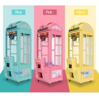 China 110V/220V Toy Grabber Machine English / Chinese Version With 12 Months Warranty wholesale