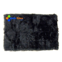 Quality 30*45inch Faux Sheepskin Area Rug for sale