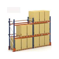China Heavy Duty Metal Pallet Racks With 4 Shelves , Selective Pallet Rack Q235 Material wholesale