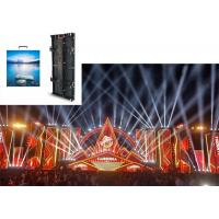 Quality Stage Led Backdrop Screen Rental Waterproof Outdoor 6000 Nits High Brightness for sale