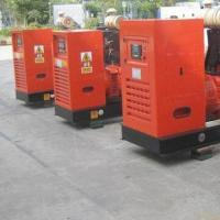 China Generator Set with Nice Transient Response, Dual Spin on Paper Element Fuel Filter wholesale
