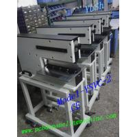 China Motorized PCB Separation , PCB Depaneling Machine Circular Blade Moving wholesale