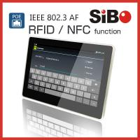 China RFID NFC Wall Tablet POE Panel PC With Demo APP And Source Code wholesale