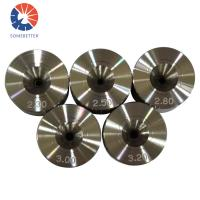 China China Professional suppliers 0.1mm-0.2mm diamond copper wire drawing dies / PCD dies /PCD drawing die for aluminum wholesale