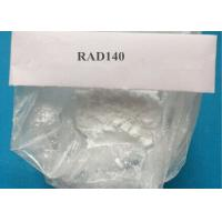 China RAD140 Testosterone Raw Steroid Powders CAS 1182367-47-0 For Muscle Bodybuilding wholesale