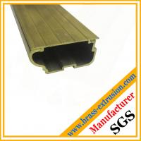 Wholesale industrial brass extrusion profiles for hardware from china suppliers
