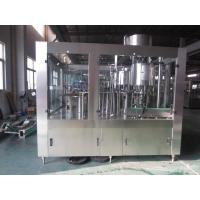 Wholesale Mineral Water Filling Machine , 2000BPH - 4000BPH Soft Drink Filling Machine from china suppliers