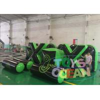 China Colored Inflatable Paintball Bunkers wholesale