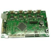 China Two Layer Laser PCB SMT Assembly Servo Controller Board With IC Programming wholesale