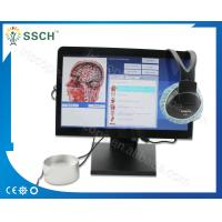 China Advanced 5.3ghz Health Analyzer Machine With Treatment For Human Body Check wholesale
