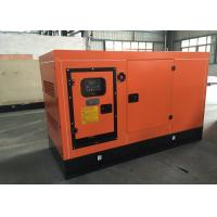 China 32KW / 40KVA Silent Diesel Generator 415/240V Ventilation System wholesale