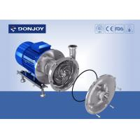 China Fluid Medium Stainless Steel Pumps Centrifugal Pump Fit Fluid With ABB Motor on sale