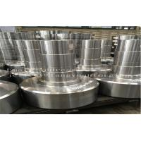 Quality AISI 4340 34CrNiMo6 40NCD3 SNCM439 Gear forged steel shaft Q+T Heat Treatment for sale